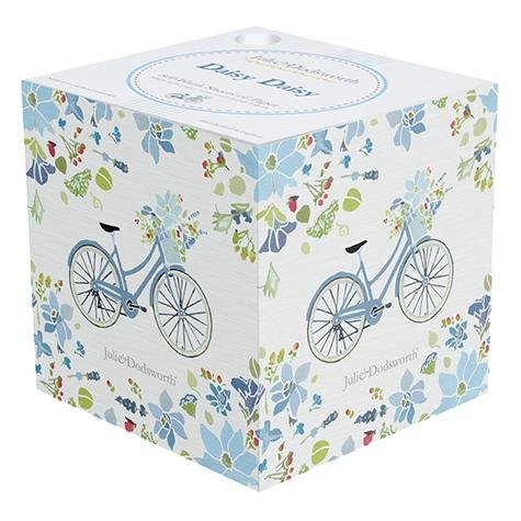 Daisy Daisy Paper Notecube Padblock - Made in England - BRIT LOCKER
