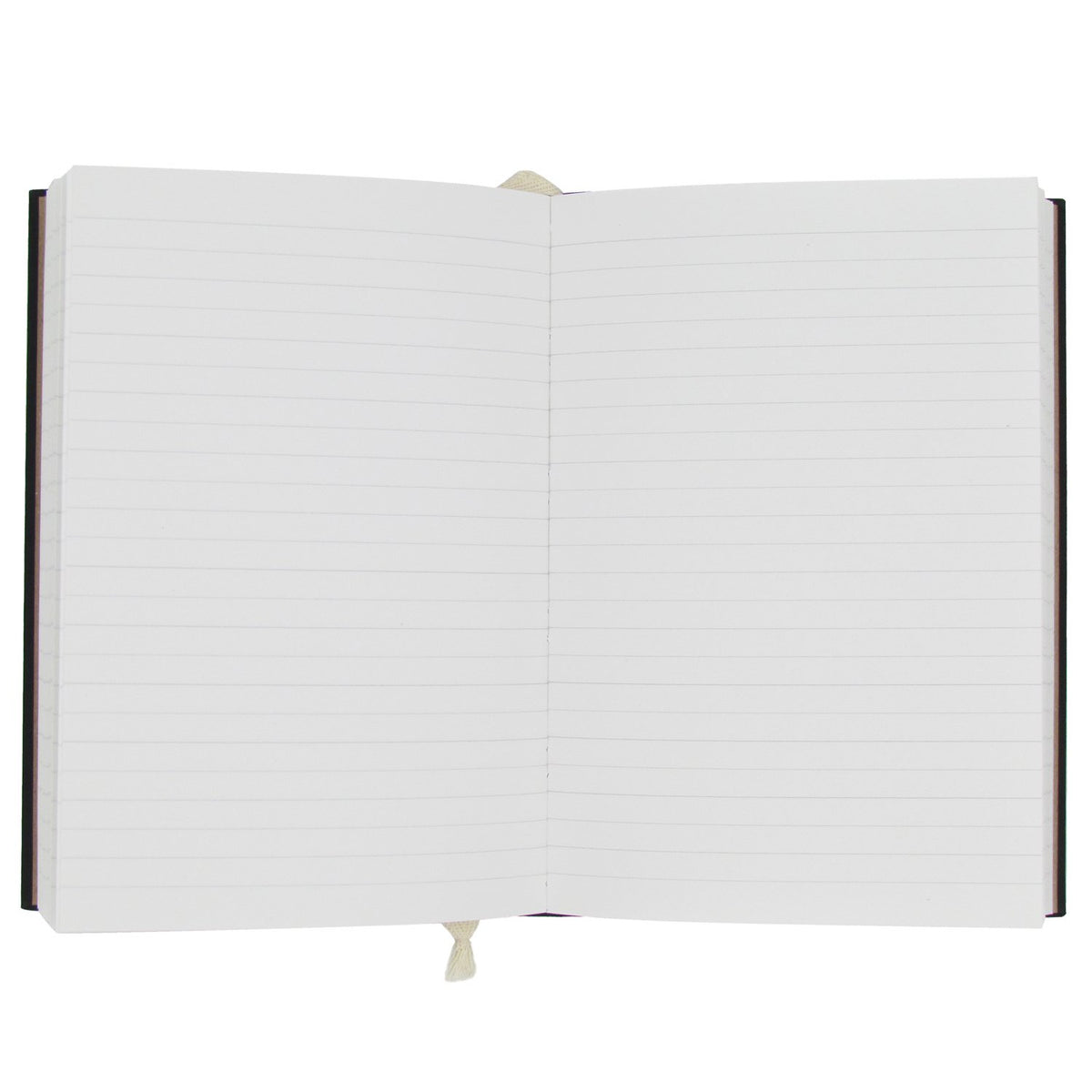 Harmony Eco-Friendly Notebook pages - Black - Made in Britain - BRIT LOCKER