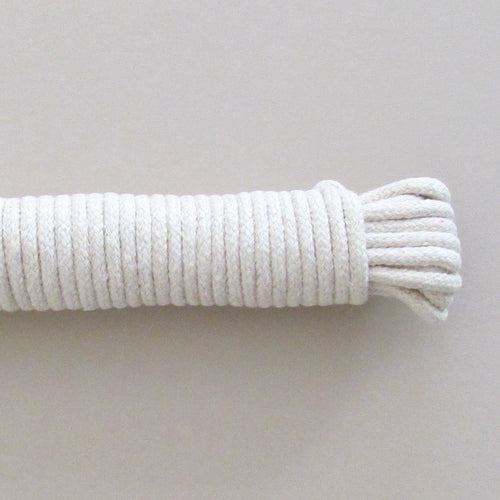 Traditional Long life cotton clothesline pulley rope 10M