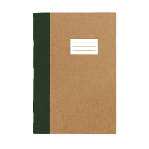 Krafty Krafterson Green A4ish Notebook