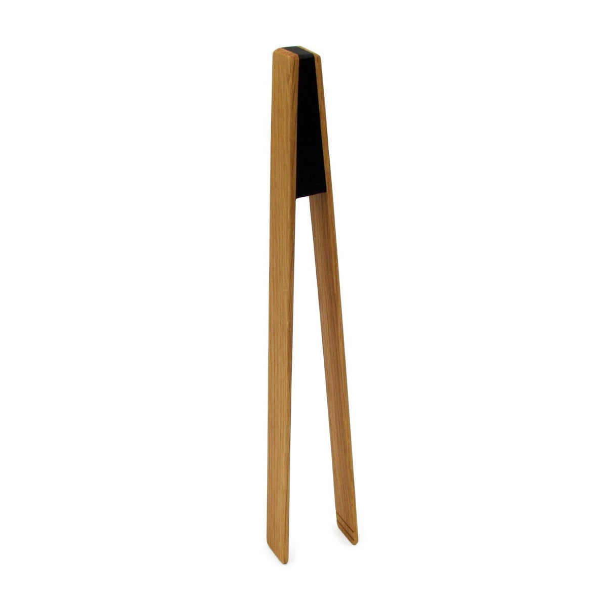 Oak Toast Tongs