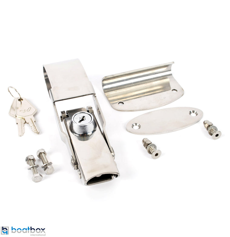 BoatBox Lockable Clamp