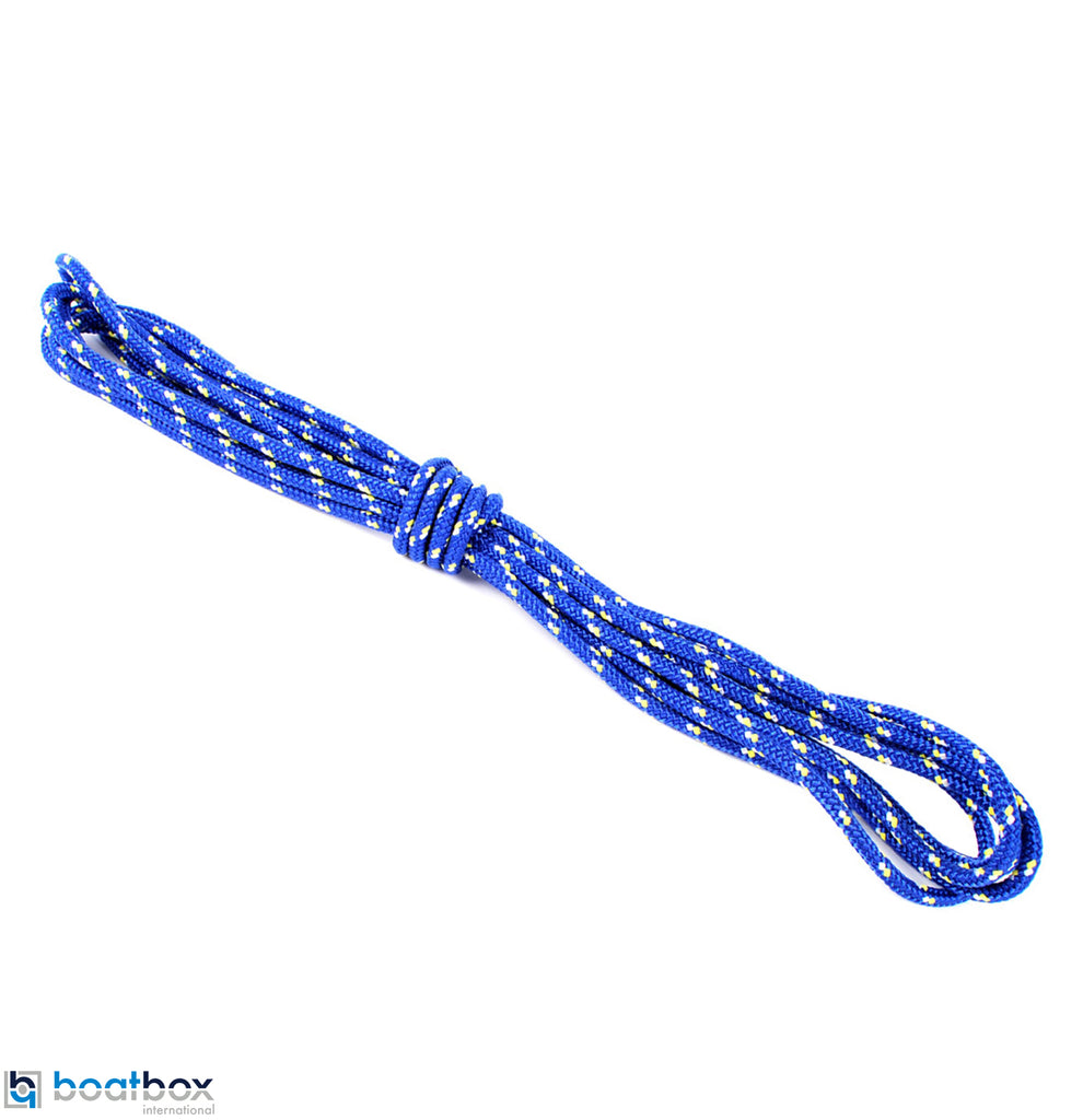 Polypropylene Diamond Braided Rope 6mm x 5m