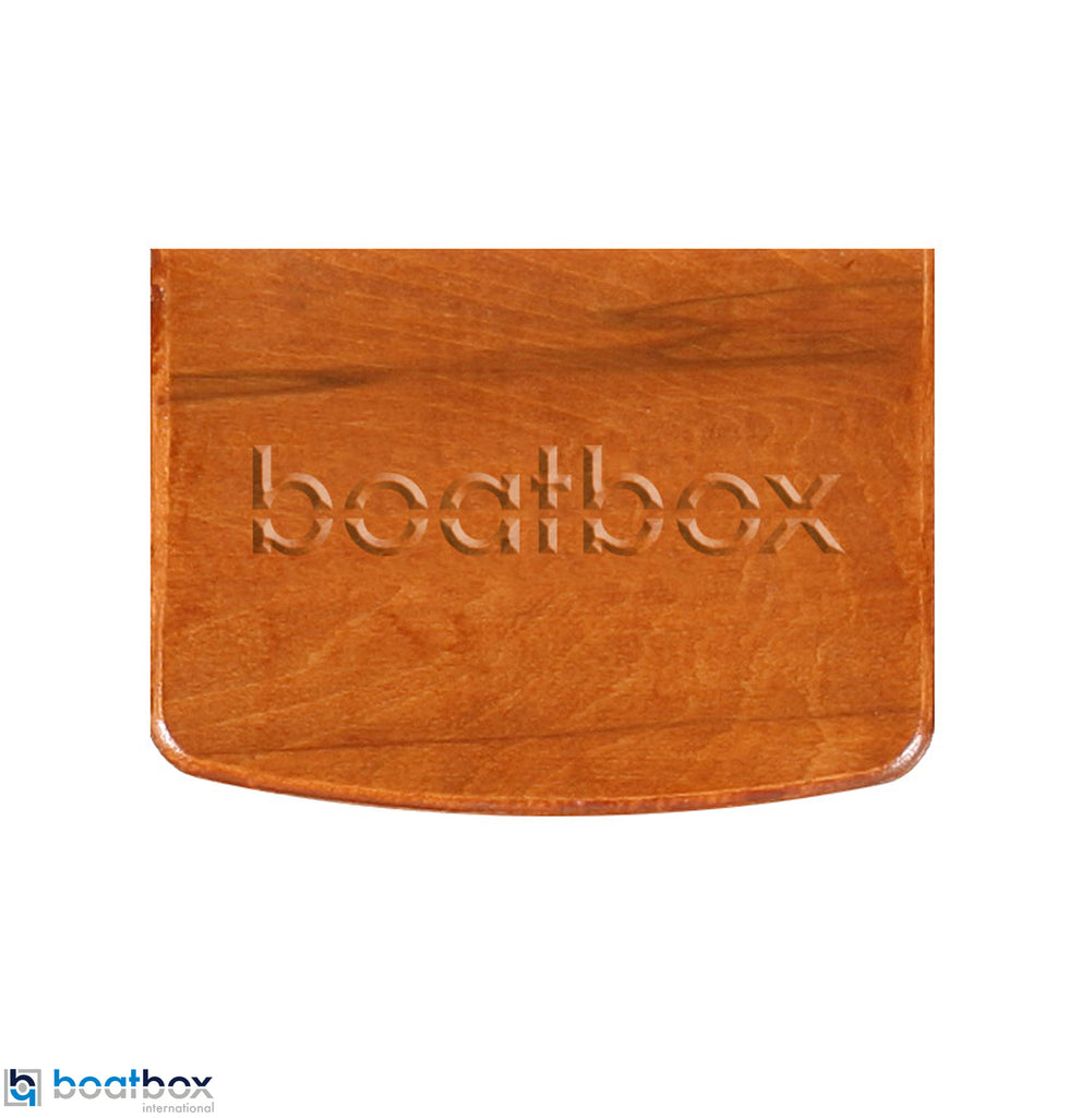 BoatBox Transom Board - Name your BoatBox!