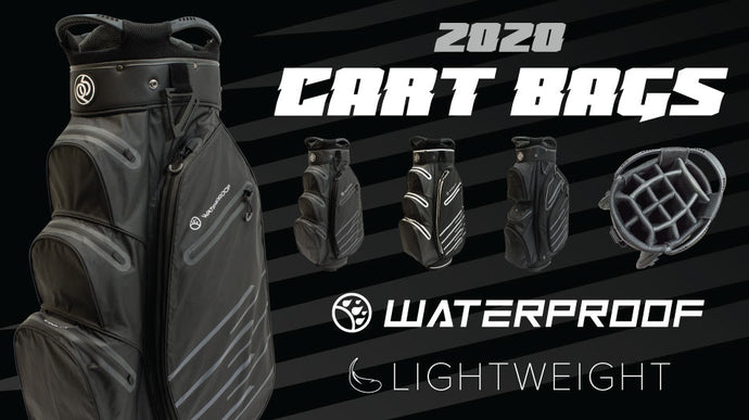 New Cart Bags for 2020