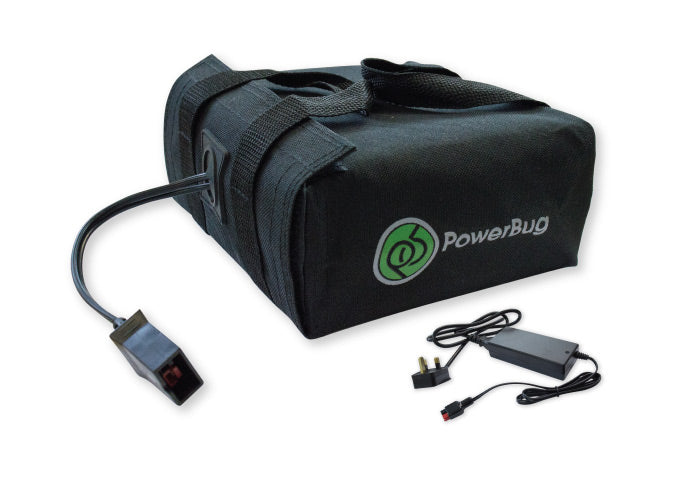 PowerBug Lithium Battery & Charger