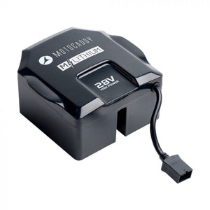 Motocaddy M-Series 28V Lithium Battery & Charger - Standard Range - ElectricTrolleys.com