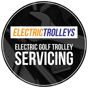 Golf Trolley Servicing