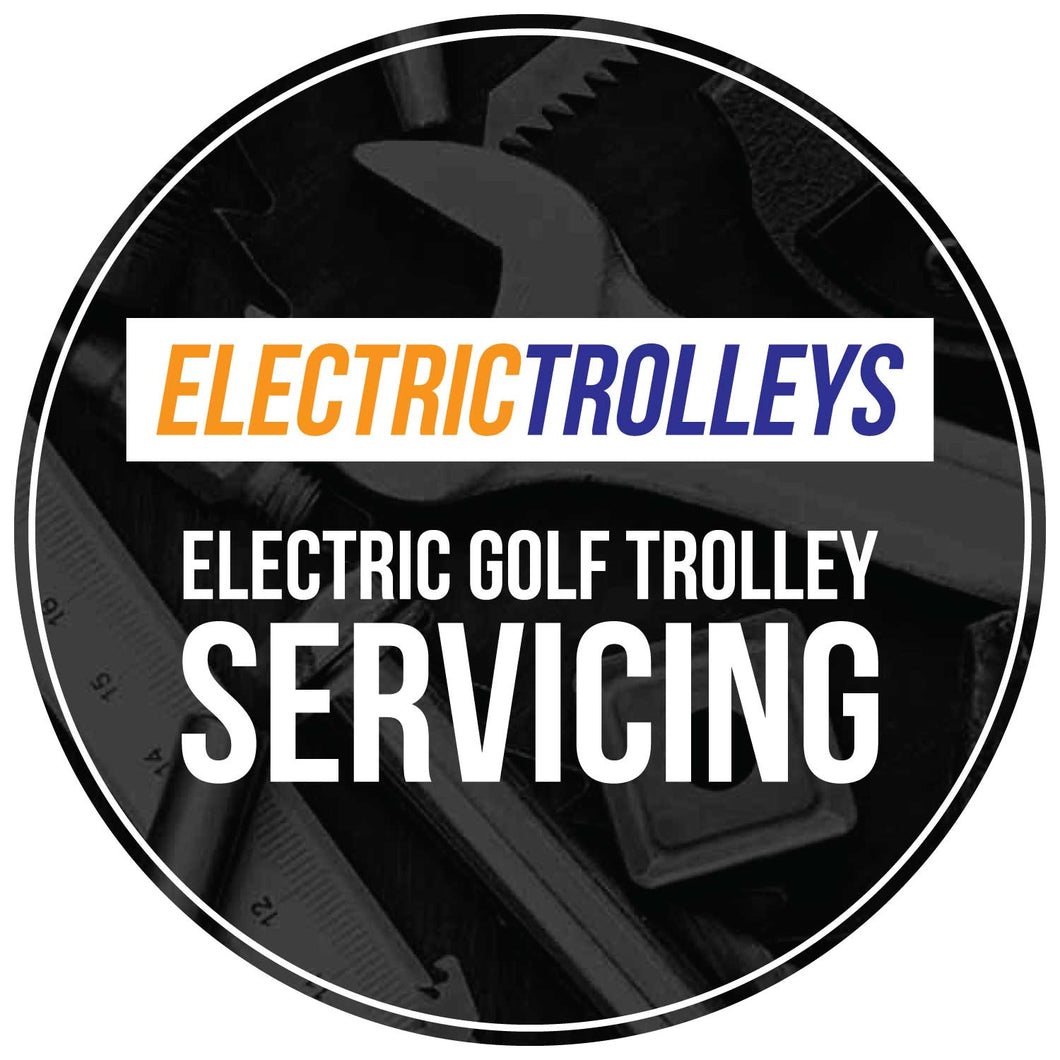 Golf Trolley Servicing - ElectricTrolleys.com