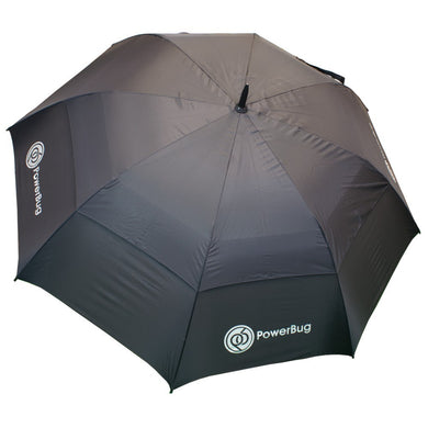 PowerBug Storm Resistant Golf Umbrella