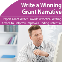 Project narrative for grant