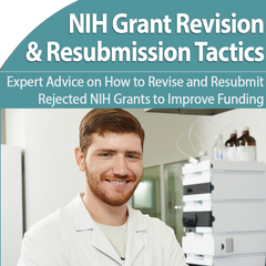 Revise and Resubmit NIH Proposals
