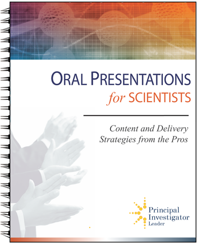 Oral Presentations for Scientists