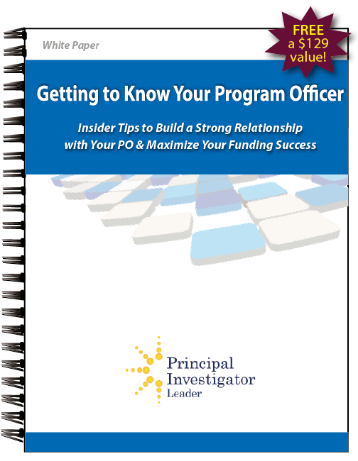 White Paper: Building Strong Relationships with Your PO