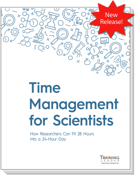 Time Management for Scientists