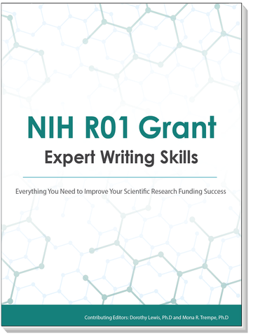 New! NIH R01 Grant Expert Writing Skills