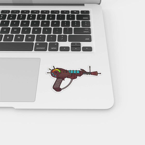 Call of Duty - Ray Gun Sticker; Gaming Stickers