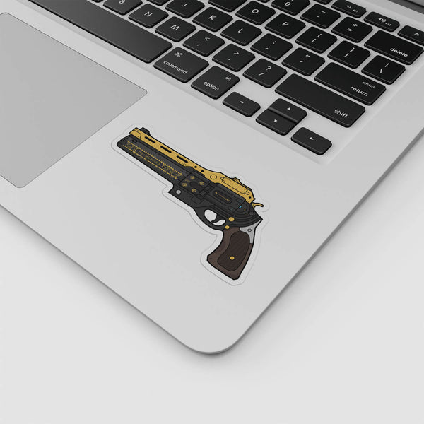 Destiny - The Last Word Sticker; Gaming Stickers