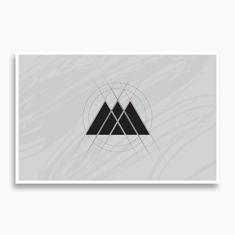 Destiny Warlock Emblem Gaming Poster; Gaming Decor