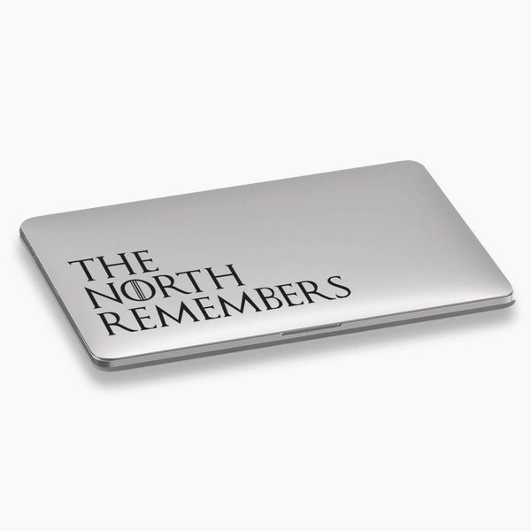 Game of Thrones - The North Remembers Vinyl Decal