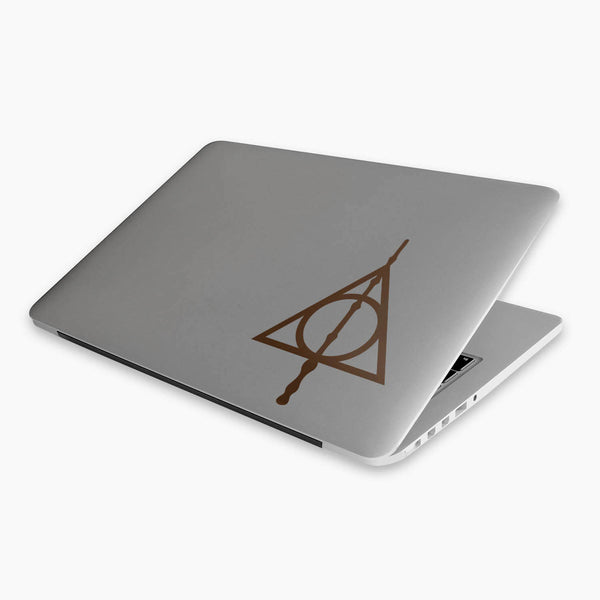 Harry Potter - Deathly Hallows Vinyl Decal