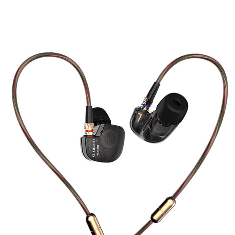 ATE Copper Driver Ear Hook Hifi in Ear Earphone