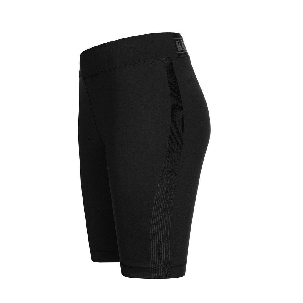 "unisex short Tight ""Willow"", black"
