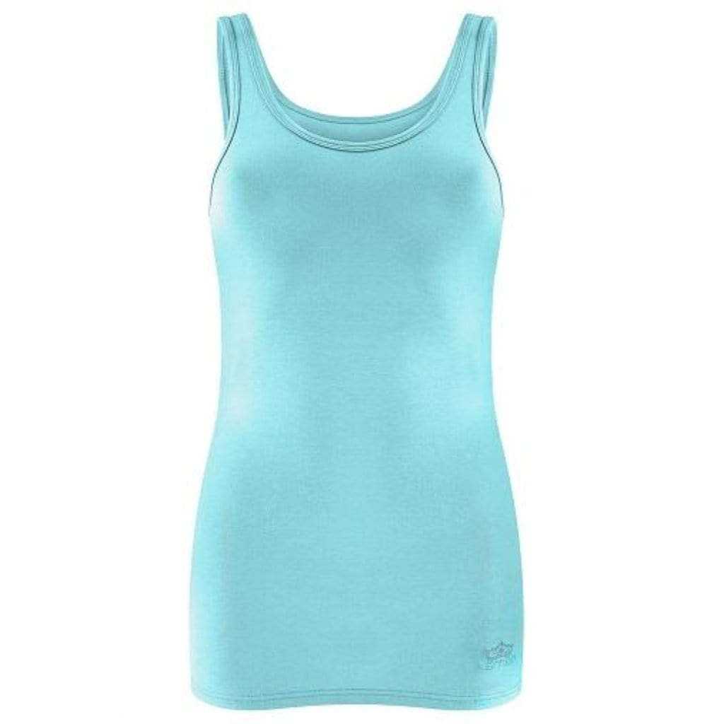 "Yoga-Top ""Erin"", heaven - Supersoftes Basic Tanktop - Kamah Yoga and Style"