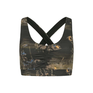 Yoga Top Mila  Goldflush Front