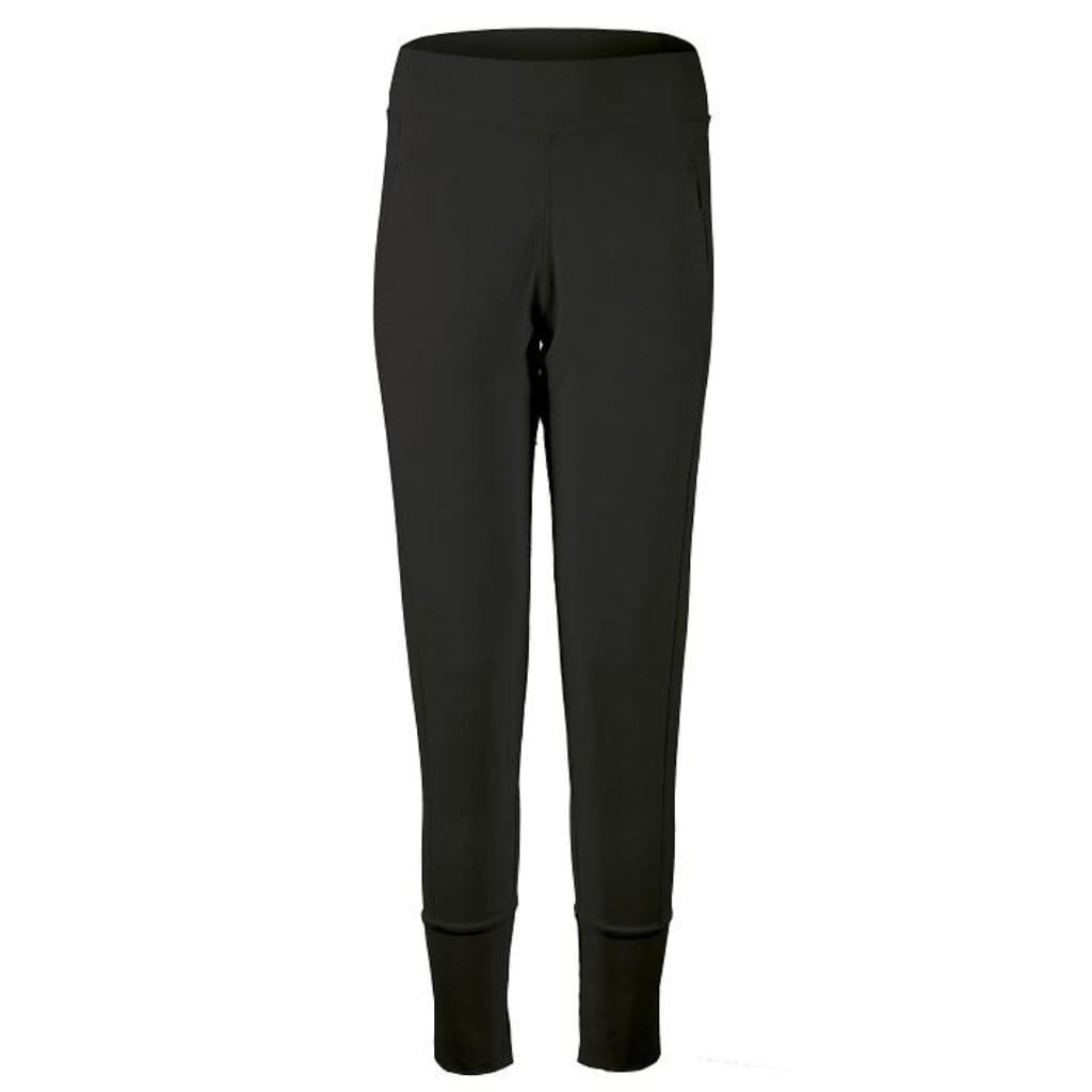"Yoga-Pant ""Umina"",black - Locker geschnittene Yogahose - Kamah Yoga and Style"