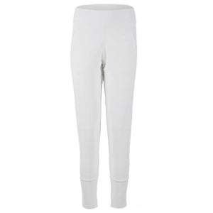 "Yoga-Pant ""Umina"",white - Locker geschnittene Yogahose - Kamah Yoga and Style"
