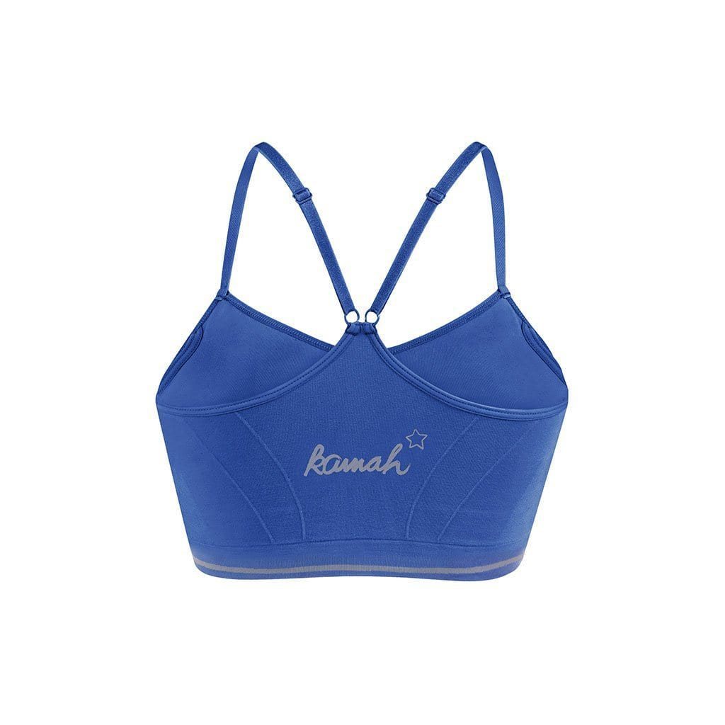 INES - Bra-Top, Farbe: mediterraneo - Kamah Yoga and Style