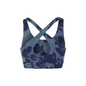 "MILA - Soft Bra, Farbe: Allover Print ""Camouflowers"" - Kamah Yoga and Style"