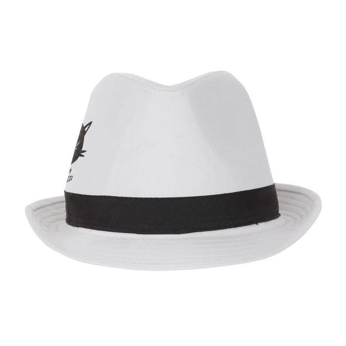 TOTO, Fedora Hut, white/black - Kamah Yoga and Style