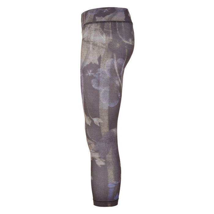 "PARIS - Capri Tights, Farbe: Allover Print ""Everglades"" - Kamah Yoga and Style"