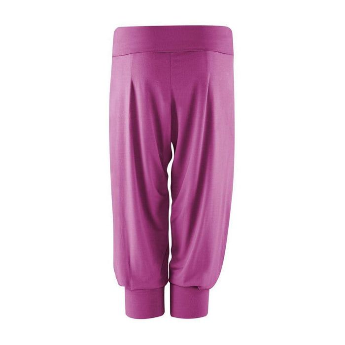 CHARLIE - 3/4-Haremshose, Farbe: deep orchid - Kamah Yoga and Style