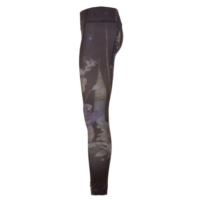 "PANAREA, Leggings, Allover Print ""Everglades"" - Kamah Yoga and Style"