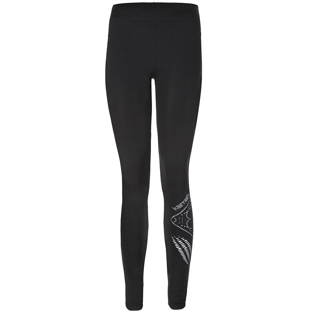 SAFIRA - seamless Tights, Farbe: black - Kamah Yoga and Style