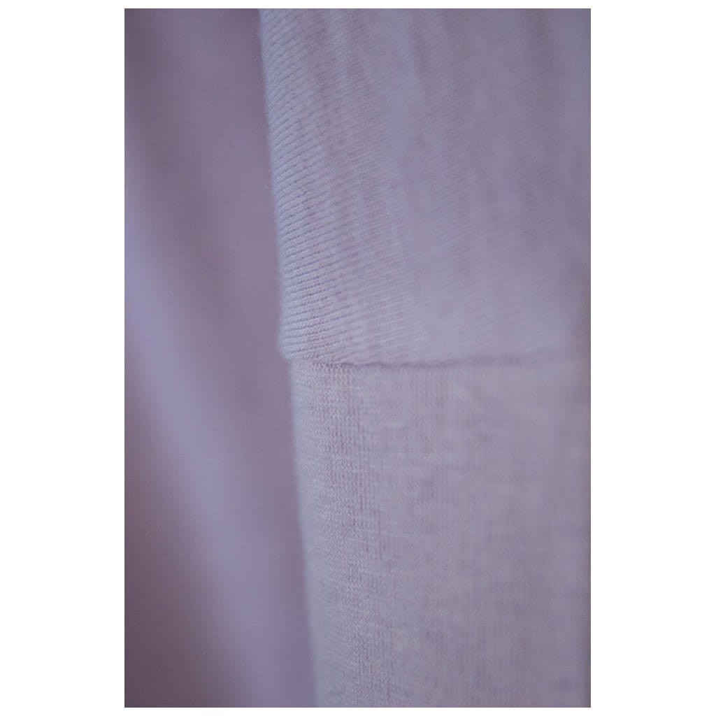 "Lounge-Shirt ""VALERIE"", pale violet - Lässiges Basic Langarmshirt - Kamah Yoga and Style"