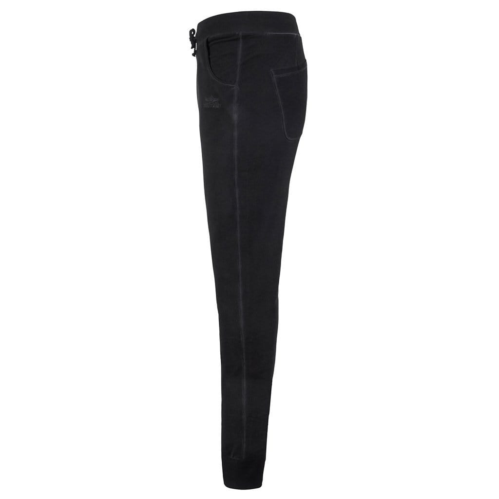"Yoga-Pant ""Daphne"", charcoal - Unisex Jogginghose - Kamah Yoga and Style"