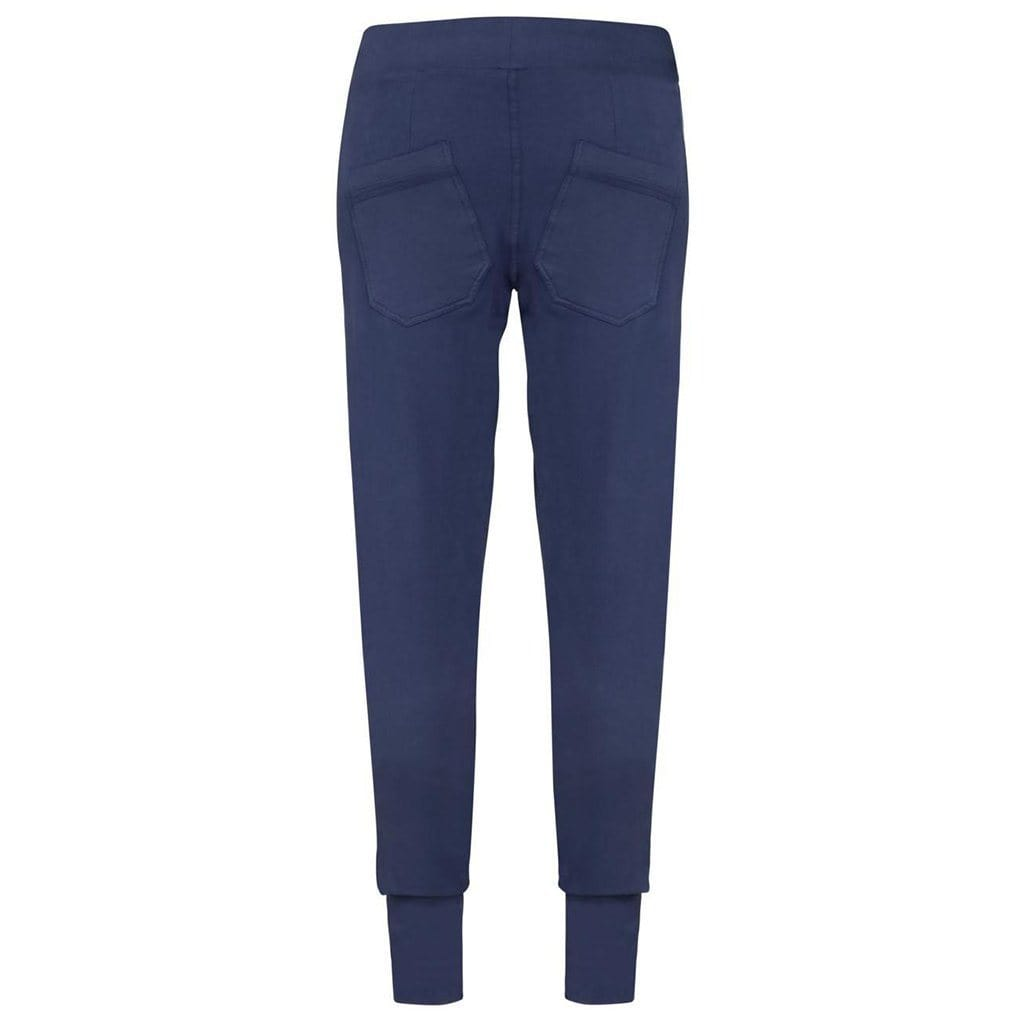 "Yoga-Pant ""Daphne"", nightblue - Unisex Jogginghose - Kamah Yoga and Style"
