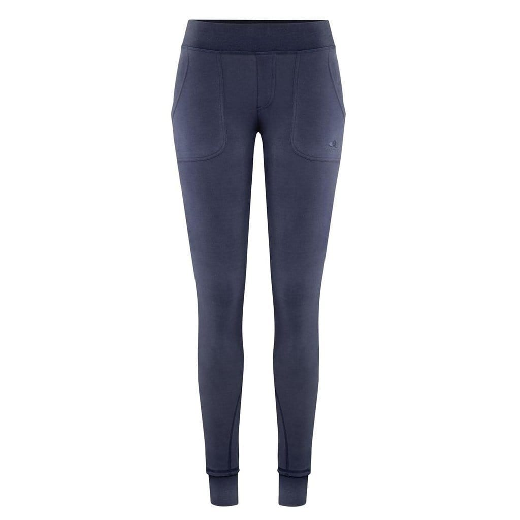 IMAN - Leggings, Farbe: nightblue - Kamah Yoga and Style