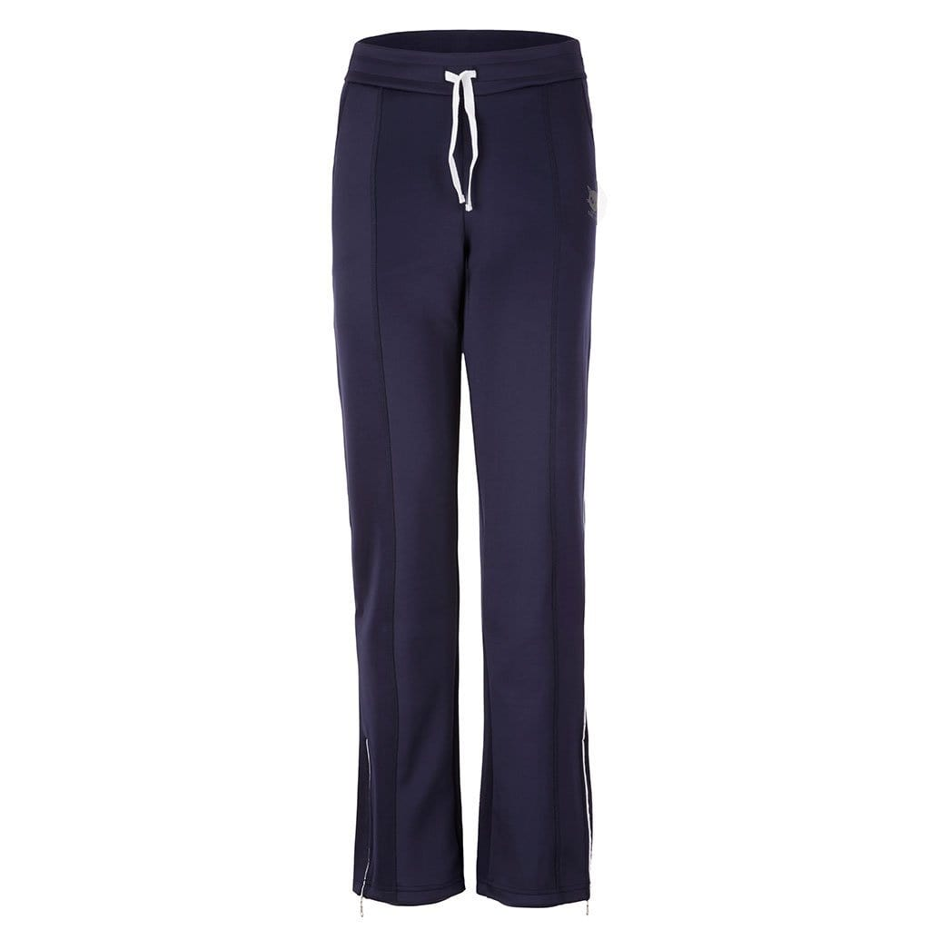 "Yoga-Pant ""Sarah"", nightblue - Stylische Trainingshose - Kamah Yoga and Style"