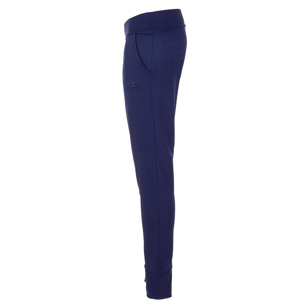 "Yoga Pant ""Charlot"", nightblue - Superbequeme Yogahose mit perfektem Sitz - Kamah Yoga and Style"
