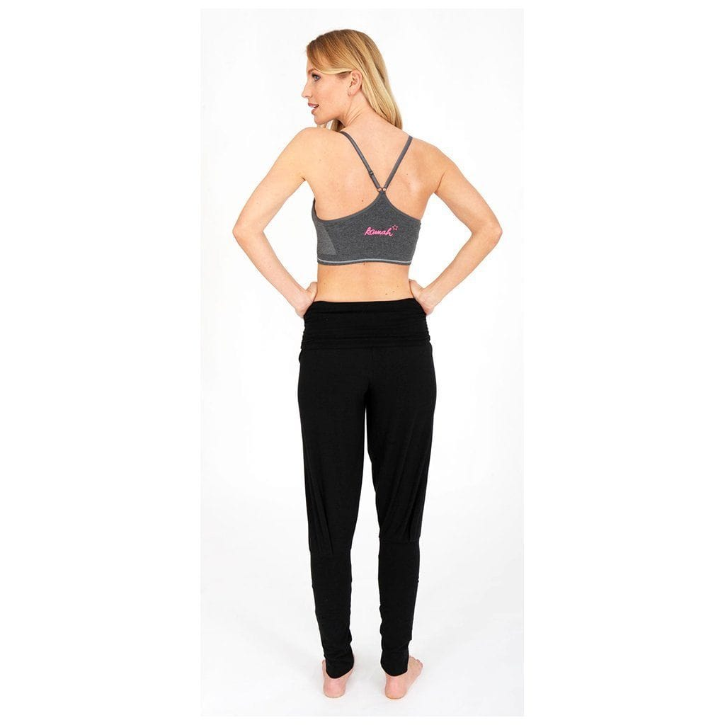FIONA - Haremshose, Jumpsuit, Farbe: charcoal - Kamah Yoga and Style