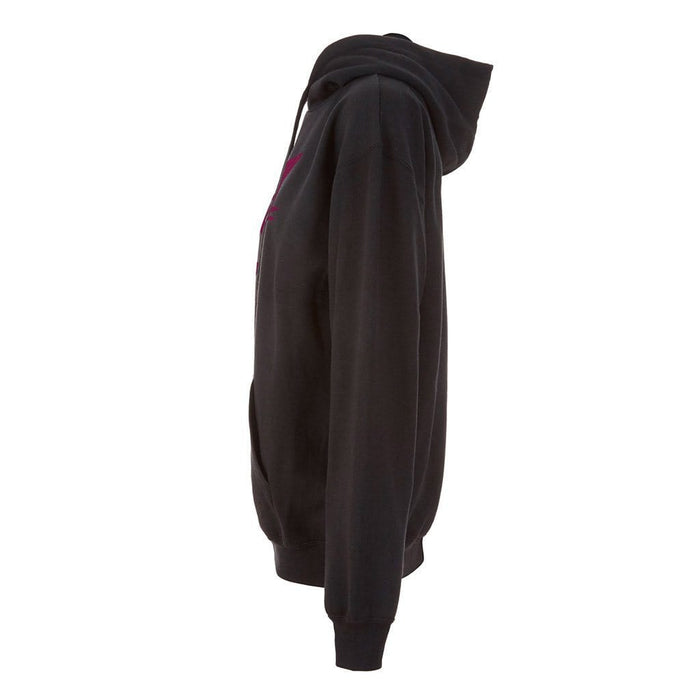 THOR, Hoodie, black/magenta - Kamah Yoga and Style