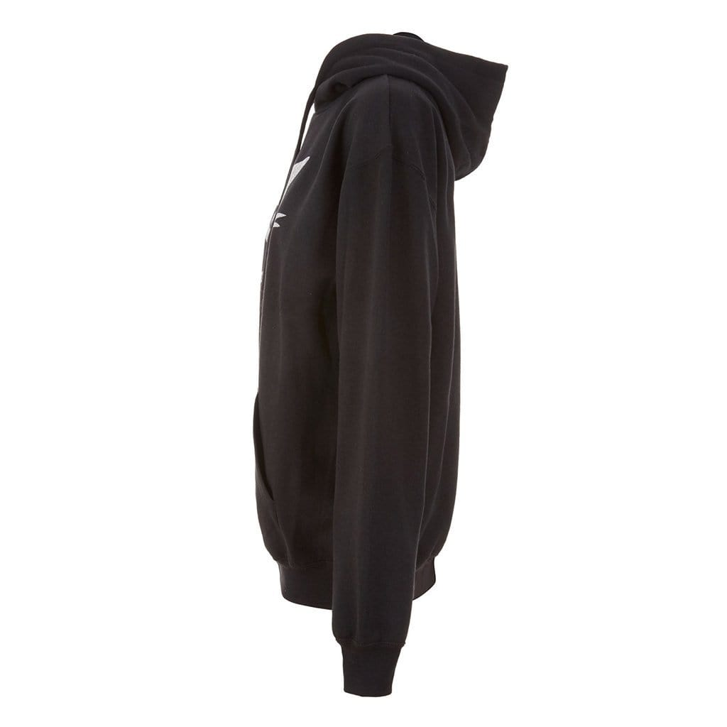 THOR, Hoodie, black/silver - Kamah Yoga and Style