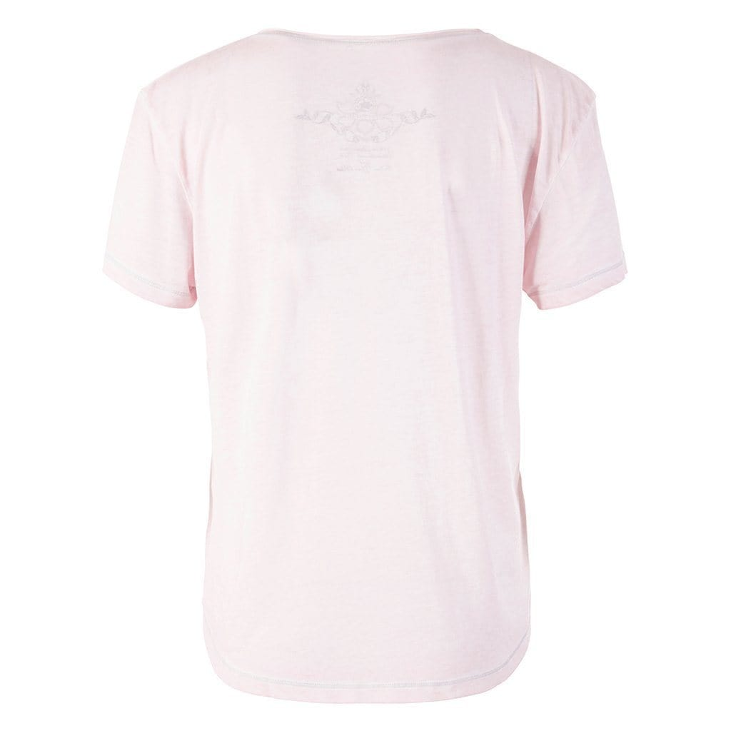 SCARLETT - T-Shirt, Farbe: quartz - Kamah Yoga and Style