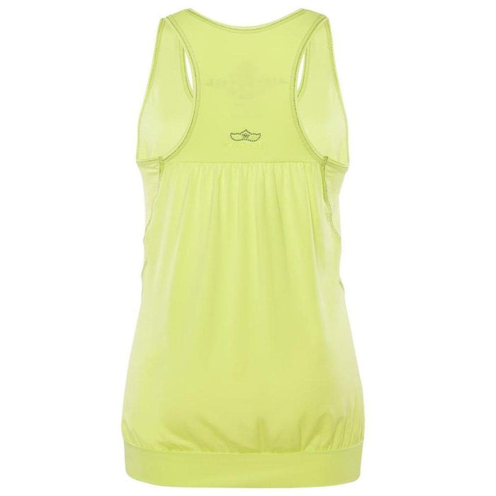 Tanktop IRIS, lime - Kamah Yoga and Style