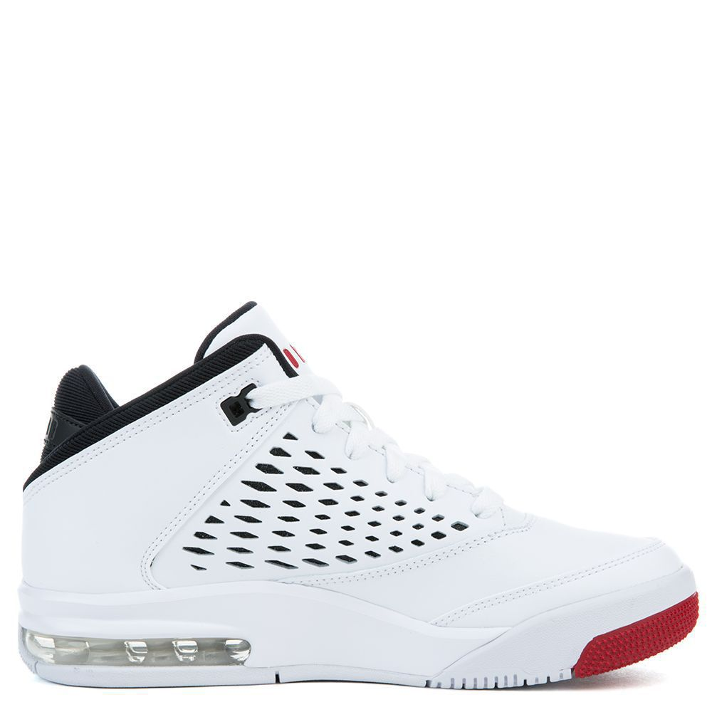 1dbbf45f89eb JORDAN FLIGHT ORIGIN 4 BG WHITE GYM RED-BLACK – Two Tap Dropshipping ...